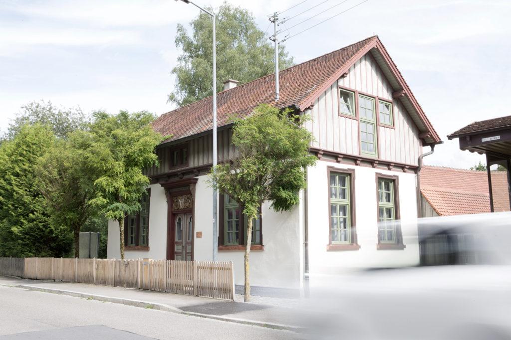 Architekt Sigmaringen profil neusch architekten